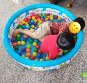 kolam bola